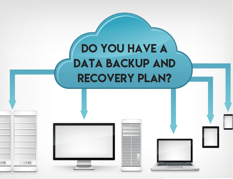 Do you have a Data Backup Recovery Plan