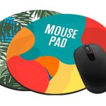 mouse pad round15